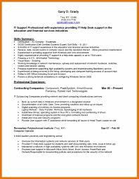 Computer Help Desk Resume Sample Resume Of Computer Technician Trade Assistant Sample Resume