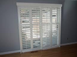 rolling plantation shutters for sliding glass doors u2014 john