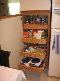 kitchen cabinet corner white wooden cabinet with many shelves