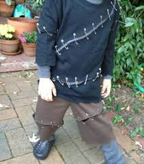 Boys Frankenstein Halloween Costume Boys U0027 Frankenstein Costume Diy Costumes