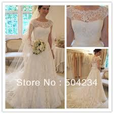 wedding gowns 2014 2014 vestido de noiva wanda borges glamorous high quality lace