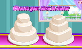 rose wedding cake game android apps on google play