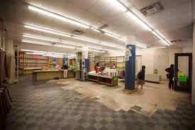 Hardware Store Interior Design End Of An Era After 47 Years Boston Fabric Store To Close