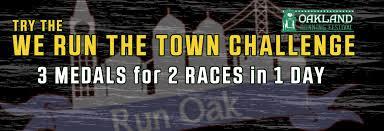 Challenge Site Town Challenge Site Header Oakland Marathon