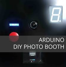 Dslr Photo Booth Diy Arduino Based Photo Booth 9 Steps