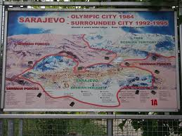 siege de sarajevo túnel da esperança em sarajevo na bósnia e herzegovina