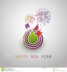 new year card design new year card background 2014 stock photos image 34704833