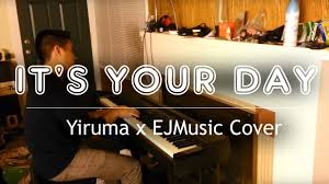 Piano Cover Sheet by Yiruma Its Your Day Piano Cover Sheet Music Youtube