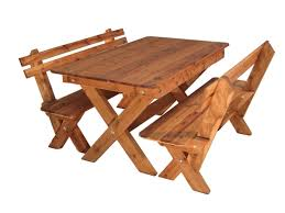 Handmade Wooden Outdoor Furniture by Millwood Outdoor Furniture Supplies Durable Timber Furniture For