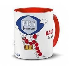 fr3 cuisine tasse céramique my mug wattoo wattoo de récré a2 collector