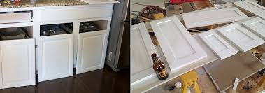 Stripping Kitchen Cabinets How To Refinish Kitchen Cabinets Without Stripping Hirerush Blog