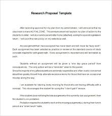 research proposal examples 37 model example of research proposal