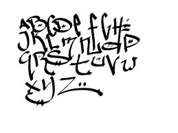 sketch tag graffiti letters a z on paper graffiti tutorial