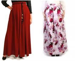rok panjang muslim trend model rok panjang untuk terbaru 2017 2018