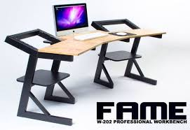 Omnirax Presto Studio Desk Amazon Com Omnirax Presto Studio Desk Black Studio Pinterest