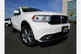 certified dodge durango used certified pre owned dodge durango for sale edmunds
