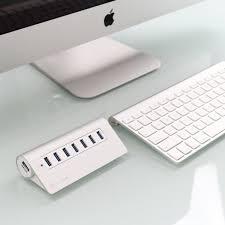 Diy Motorized Standing Desk Hacked Gadgets U2013 Diy Tech Blog by Satechi 7 Port Usb 3 0 Hub Tech Technology Gadgets And Usb Drive