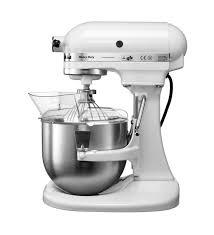 Kitchen Aid K45ss 4 8 L Bowl Lift Stand Mixer 2 Bowls White Kitchenaid