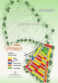 terraces at woodberry site map