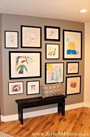 best gallery walls large gallery frames best 25 black frames ideas on pinterest black