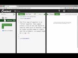 latex tutorial overleaf latex tutorial for research paper term paper writing service