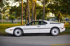 Bmw M1 Coupe Auction Block 1981 Bmw M1 Coupe Hiconsumption
