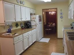 inexpensive kitchen makeover paint your cabinets marythekaytheblog