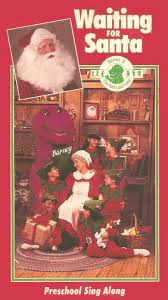 Barney And The Backyard Gang I Love You Waiting For Santa Barney Video Christmas Specials Wiki
