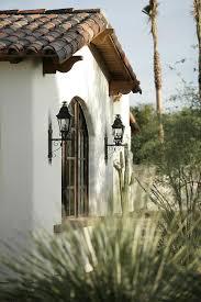 colonial house outdoor lighting carson poetzl inc hacienda residence outdoor lights pinterest