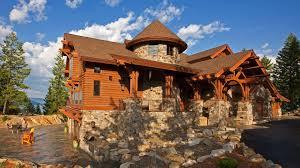 Idaho House by Hendricks Architecture Sandpoint Idaho