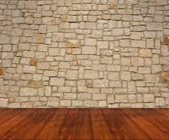 natursteinwand wohnzimmer steinwand selber machen schritt für schritt anleitung