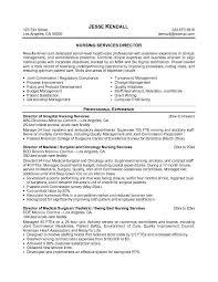 Sample Of Registered Nurse Resume by Example Of A Nurse Resume Curriculum Vitae Samples For Nurse