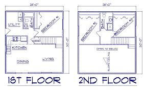 free cottage house plans 32 x 28 house plans small cottage house plans free house