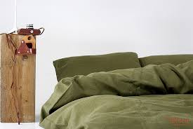 natural linen for every room of your house moss khaki pure natural