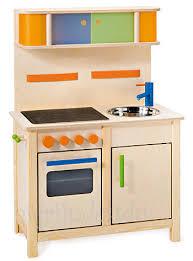 kinderk che holz selecta holz cucina kinder küche spüle herd neu 5230 ebay