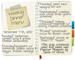 Free Dinner Ideas Need Dinner Ideas Free Weekly Meal Plans Plus Shopping List A