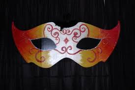 large mardi gras mask ideas for throwing a mardi gras masquerade party diy network
