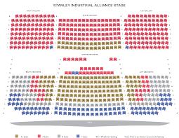 seating maps u2013 arts club theatre company