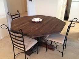 Ana White Octagon Table DIY Projects - Octagon kitchen table