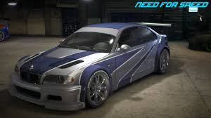 need for speed bmw need for speed 2015 bmw m3 gtr e46 deluxe edition presentation