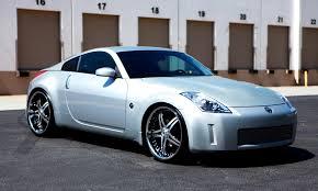 blue nissan 350z nissan 350z wheels gallery moibibiki 4
