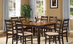 Dining Room Sets 8 Chairs Round Modern Round Dining Room Table Sets For 6 Destroybmx Com