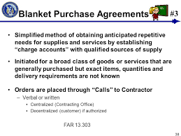 sample blanket purchase agreement template 500650 purchase