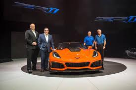 newest corvette zr1 chevy corvette zr1 revealed in dubai business insider