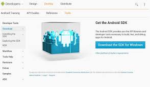 developer android sdk how to and set up the android software development kit