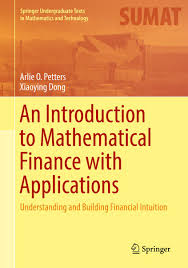 an introduction to mathematical finance with applications ebook by
