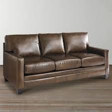 custom sleeper sofa ladson leather queen sleeper sofa bassett home furnishings