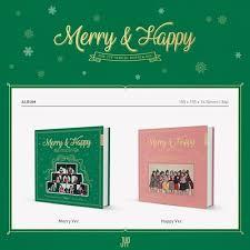 qoo10 merry happy cd dvd
