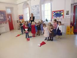 our christmas party athelstaneford nursery