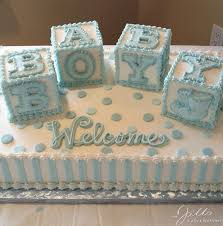 cake for baby shower block cakes for baby shower 19106